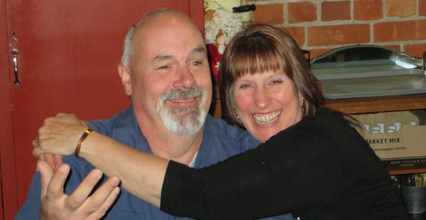 Gary A and Christine