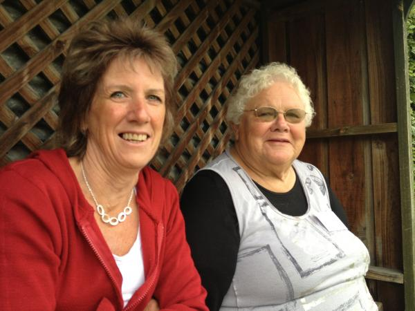 Margaret and Liz - many thanks Liz/crew for hosting NZI at Aorangi Croquet, very successful