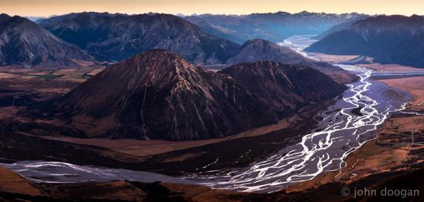 John Doogan is one NZ's leading landscape photographers